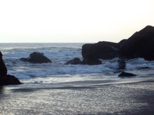 Fuerza del mar